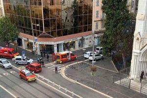 Συναγερμός στη Γαλλία : Επίθεση με μαχαίρι στη Νίκαια – Δύο νεκροί