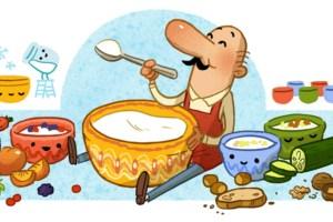 Google : Τιμά με doodle τον Stamen Grigorov - Ειδήσεις - νέα - Το Βήμα Online