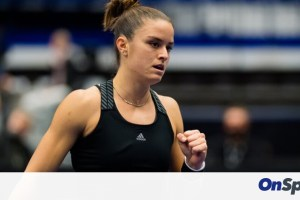 Ostrava Open: Σήμερα στις 7μ.μ. η «μάχη» της Μαρίας Σάκκαρη με την Ελίνα Σβιτολίνα!