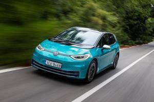 Volkswagen ID.3: Με ηλεκτροκινητήρα 204 ίππων, κίνηση πίσω και αυτονομία 549 χιλιόμετρα
