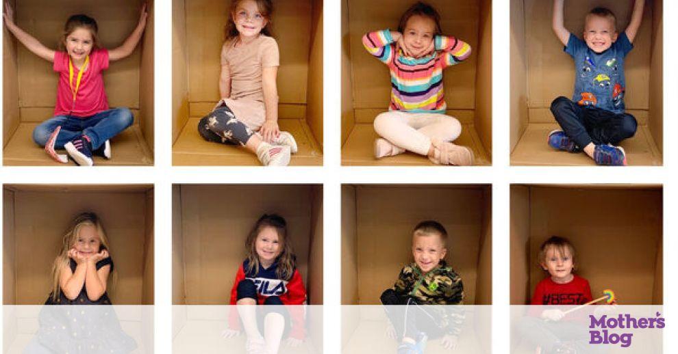Εκπαιδευτικοί φωτογράφισαν τους μαθητές σε κουτιά - Δείτε γιατί