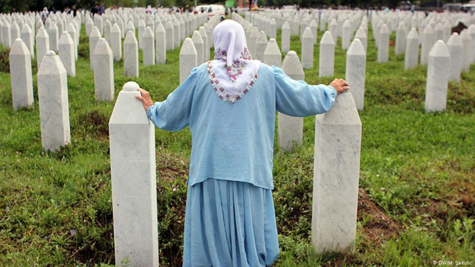 Ζητείται δικαιοσύνη για τη Βοσνία   DW   21.11.2020
