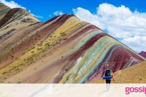 Λένε ότι αυτή είναι η μακρύτερη οροσειρά της Γης