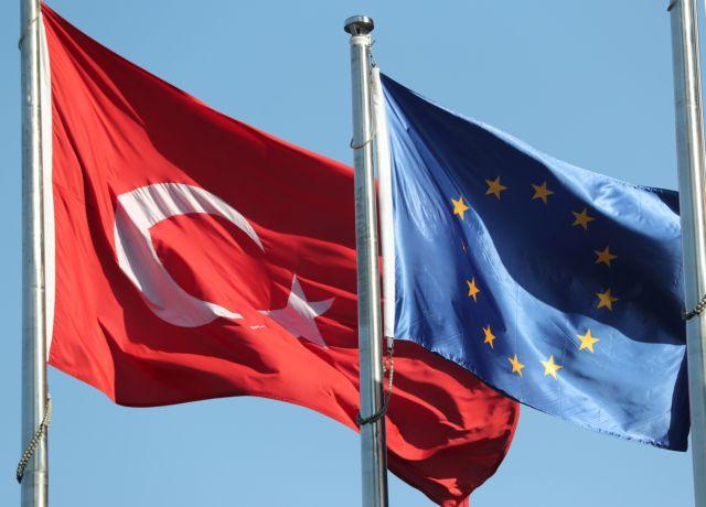 Ερντογάν : Βλέπει κοινό μέλλον ΕΕ – Τουρκίας