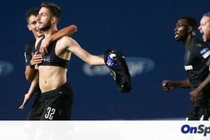 Νινούα: «Οπαδός του επιθετικού ποδοσφαίρου ο Πάμπλο Γκαρσία» (photos)