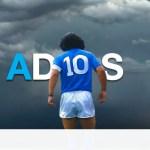Ντιέγκο Μαραντόνα: Οι Θεοί δεν πεθαίνουν… (Photos)