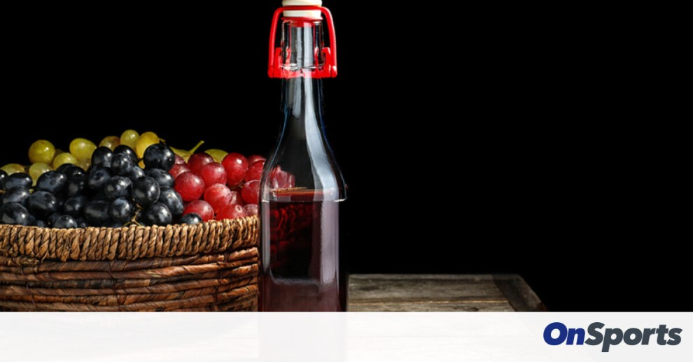 Ξύδι από κόκκινο κρασί: Τα οφέλη του για την υγεία και τη σιλουέτα σας (εικόνες)