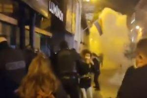 Παρίσι : Επεισόδια και τραυματισμοί κατά τη διάρκεια εκκένωσης καταυλισμού προσφύγων