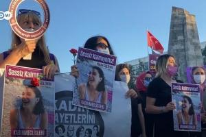 Τουρκία: «Επιδημία» η βία κατά των γυναικών