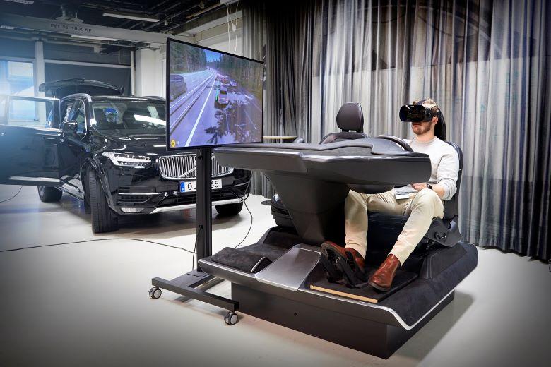 Volvo: Εξομοιωτής οδήγησης με γεύση από gaming