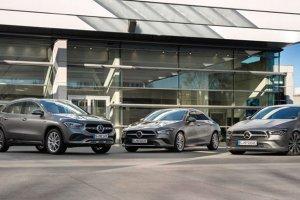 Η Mercedes διευρύνει τη γκάμα των plug-in hybrid