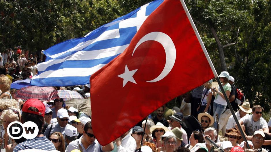 Έτοιμες για διάλογο Αθήνα και Άγκυρα | DW | 13.01.2021