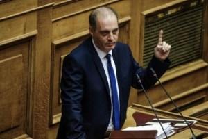 Βελόπουλος: Αν μεγαλώνατε την Ελλάδα έστω και ένα εκατοστό θα ψηφίζαμε τη συμφωνία