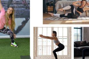 Γυμναστική στο σπίτι: Ασκήσεις για όλο το σώμα για να χάσουμε τα κιλά των γιορτών