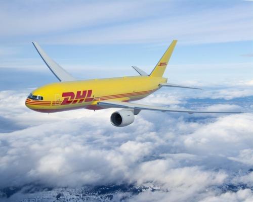 Ενισχύεται ο στόλος της DHL με φορτηγά αεροσκάφη Boeing 777