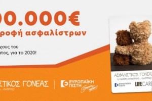"""Ευρωπαϊκή Πίστη: Πάνω από €900.000 η επιστροφή ασφαλίστρων σε κατόχους του πρ. """"Ασφαλιστικός Γονέας"""""""