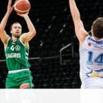 Ζαλγκίρις - Πιένο 103-77: Έτοιμη πριν τον Ολυμπιακό!