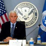ΗΠΑ : Επικοινωνία του αντιπροέδρου Μάικ Πενς με την Καμάλα Χάρις