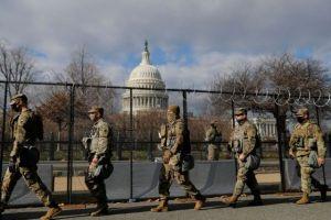 ΗΠΑ : Υπό δρακόντεια μέτρα ο Μπάιντεν ορκίζεται 46ος πρόεδρος