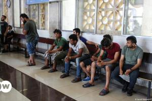 Η Τουρκία απελαύνει Σύρους στην πατρίδα τους | DW | 15.01.2021