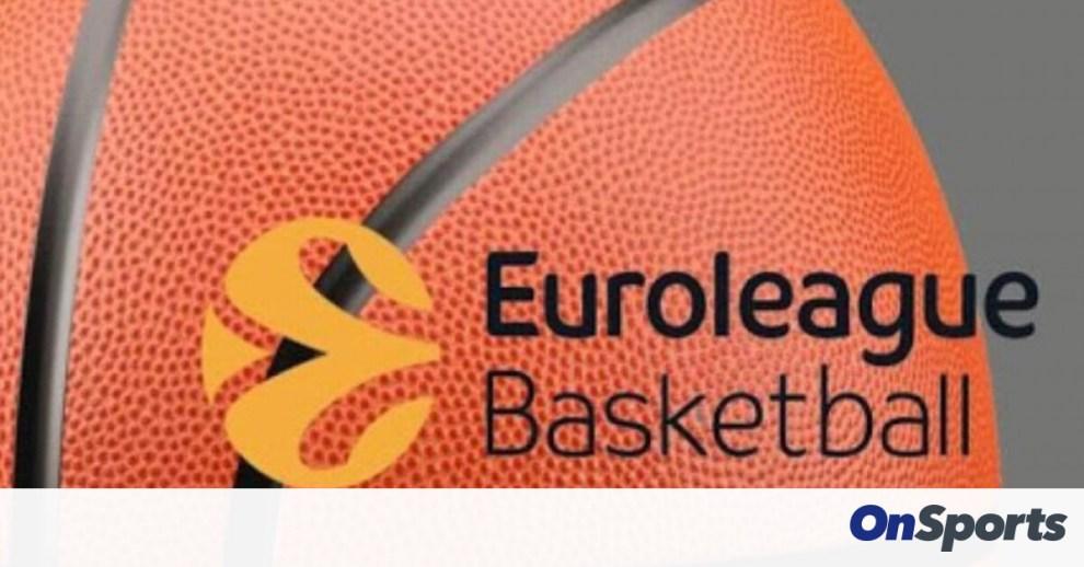 Η βαθμολογία της Euroleague μετά τη νίκη του Παναθηναϊκού (photo)