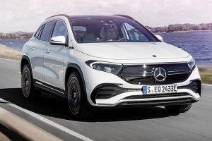 Η Mercedes αποκάλυψε το νέο της μοντέλο EQA