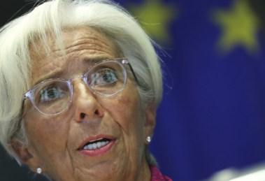 Λαγκάρντ: Η ΕΚΤ θα συνεχίσει να παρεμβαίνει στις αγορές ομολόγων έως τον Μάρτιο 2022