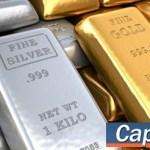 Με απώλειες έκλεισε ο χρυσός - Πτώση 0,5% για την εβδομάδα