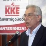 Πέθανε ο Μάκης Μαΐλης, ιστορικό στέλεχος του ΚΚΕ