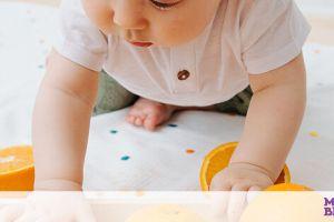 Πότε μπορεί το μωρό να πιει χυμό από πορτοκάλι;