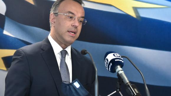 Σταϊκούρας: Προς νέο κύκλο «επιστρεπτέας προκαταβολής» – Ανώ των437.000 αιτήσεων για την «επιστρεπτέα 5»