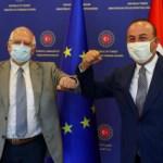 Συνάντηση Μπορέλ -Τσαβούσογλου: Η ΕΕ επιθυμεί βιώσιμη αποκλιμάκωση στην Ανατολική Μεσόγειο