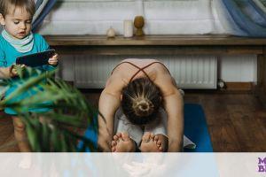 Τα καλύτερα workout για μαμάδες που μένουν σπίτι (vid)
