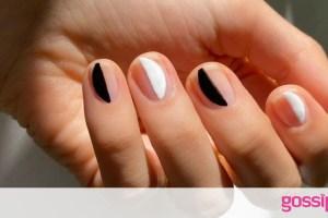 Υπέροχα nail art για κοντό μανικιούρ (pics)