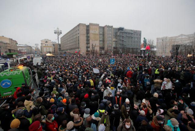 Ρωσία – Ναβάλνι : Υποστηρικτές του καλούν σε διαδηλώσεις