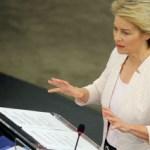 Φον ντερ Λάιεν για ορκωμοσία Μπάιντεν: Μήνυμα επούλωσης για ένα βαθιά διχασμένο έθνος