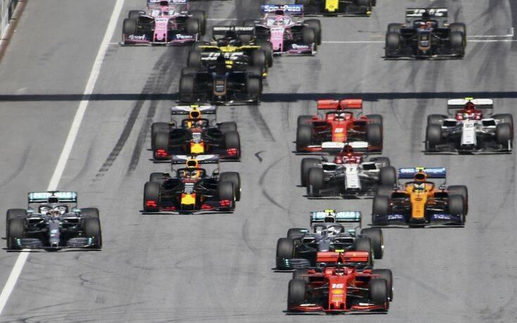 Formula 1: Κανονικά το ισπανικό γκραν πρι και το 2021