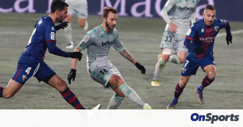 La Liga: Η Μπέτις ανάσανε και βύθισε Σιόβα και Ουέσκα (videos+photos)