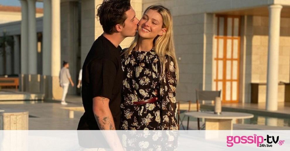 O Brooklyn Beckham έκανε την πιο γλυκιά εξομολόγηση στην Nicola Peltz