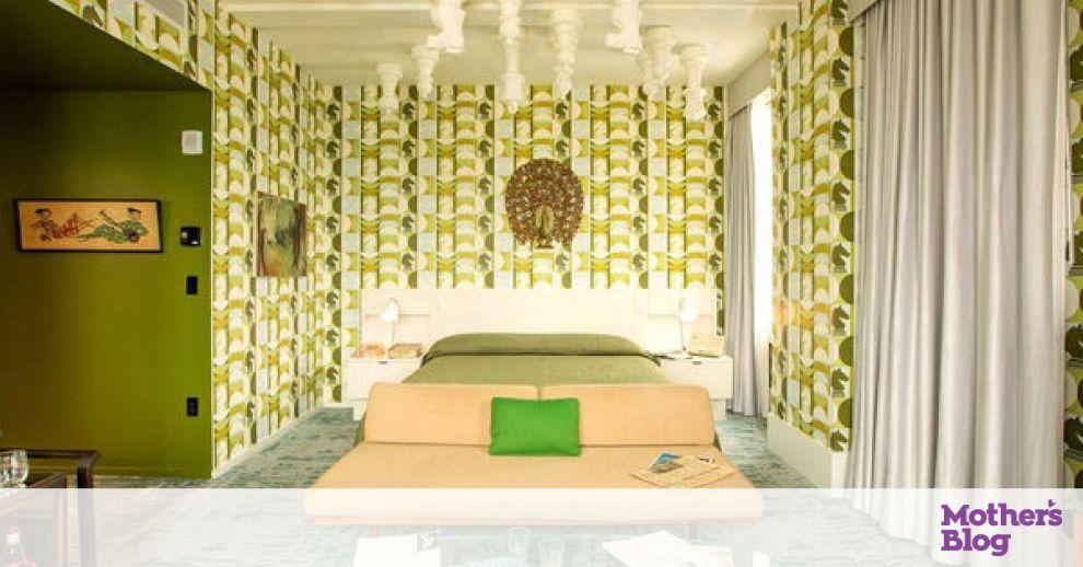 To «δωμάτιο Harmon» σε ξενοδοχείο του Κεντάκι μεταφέρει τον επισκέπτη στο «Γκαμπί της Βασίλισσας»