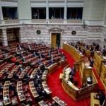 Βουλή: Κόντρα κυβέρνησης και αντιπολίτευσης για το νέο πλαίσιο δημοσίων συμβάσεων