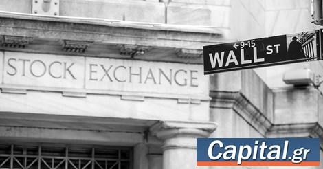 Θετικό βηματισμό βρήκε o Dow Jones, στο -1,4% ο Nasdaq