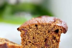 Κέικ ολικής άλεσης με ξηρούς καρπούς και λιναρόσπορο - για τέλειο πρωινό - Shape.gr
