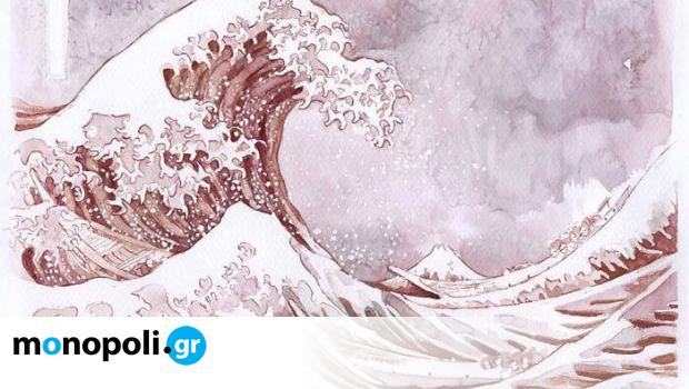 Καλλιτέχνις δημιουργεί έργα τέχνης με…κρασί - Monopoli.gr