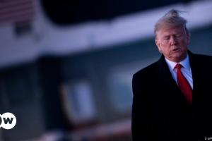 Ο Τραμπ, το συλλογικό τραύμα και η ιστορία | DW | 12.02.2021