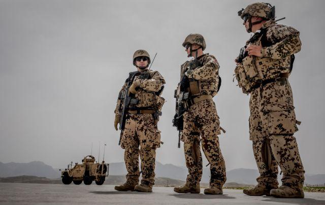 Γερμανία : Παρατείνεται η παραμονή των στρατευμάτων στο Αφγανιστάν