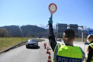 Το Παρίσι αντιδρά στην γερμανική επιβολή συνοριακών περιορισμών