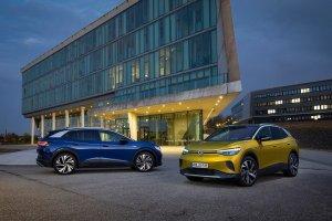 Το ID.4 της Volkswagen στον δρόμο προς τις εκθέσεις