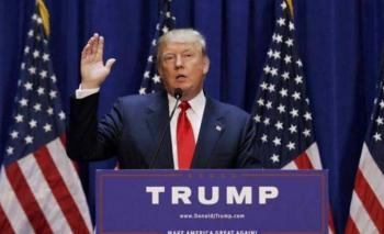 Τραμπ: Πιθανή η προοπτική μιας προεδρικής υποψηφιότητας του το 2024