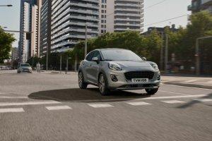 Ford Puma: Νέο αυτόματο κιβώτιο διπλού συμπλέκτη